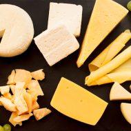 色々なチーズ